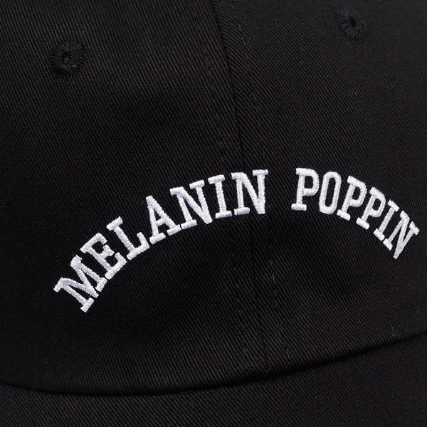 Melanin Poppin Dad Hat - Always Poppin Shop
