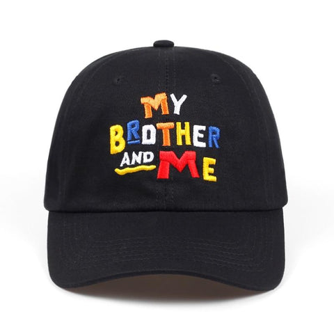 My Brother & Me Dad Hat - Always Poppin Shop