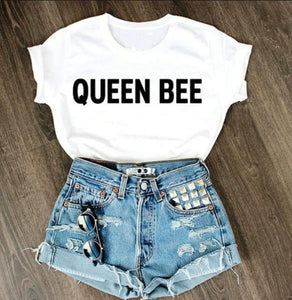 Queen Bee Tee - Always Poppin Shop