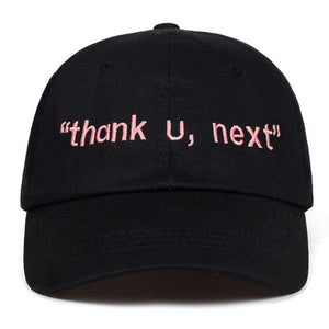 Thank U, Next Dad Hat - Always Poppin Shop