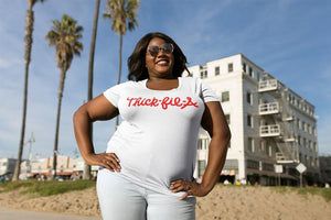 Thick-fil-a Tee - Always Poppin Shop