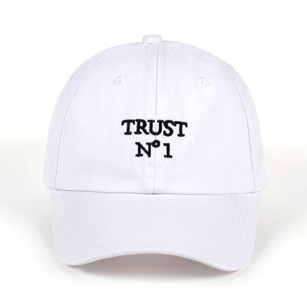 Trust No 1 Dad Hat - Always Poppin Shop
