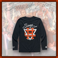 "SONS OF ZION x HIGHER ""Black Longsleeve"""