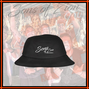 "SONS OF ZION x HIGHER ""Bucket Hat"""