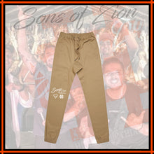 "SONS OF ZION x HIGHER ""Khaki Pants"""