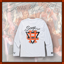 "SONS OF ZION x HIGHER ""White Longsleeve"""