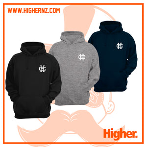Triple Hoody Pack WHITE HC (Black, Grey, Navy)