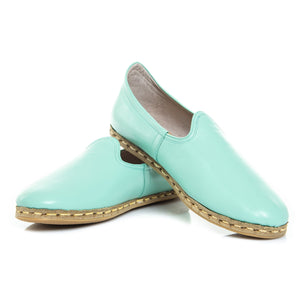Aqua - Turkish Slip-On Shoes for Women & Men : Atlantis Handmade Shoes