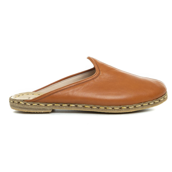 Cocoa Brown Slippers