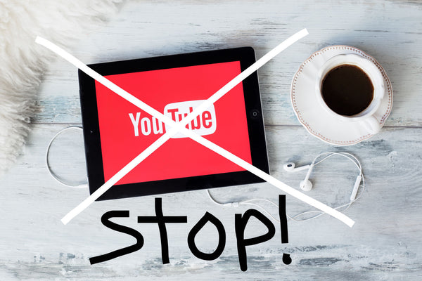 Stop wasting time on YouTube – A must use tip for online learning