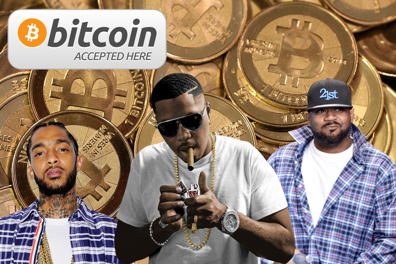 Hip-hop and Bitcoin | Why your favorite artists are all in on cryptocurrency