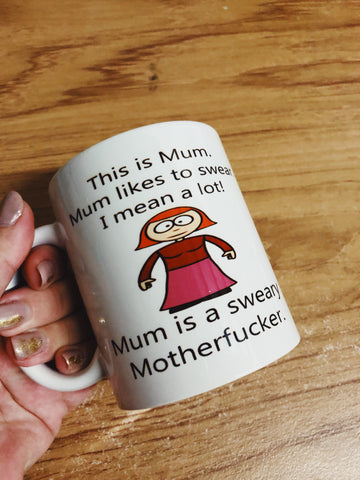 This is Mum mug