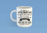 Short and stout sass mug