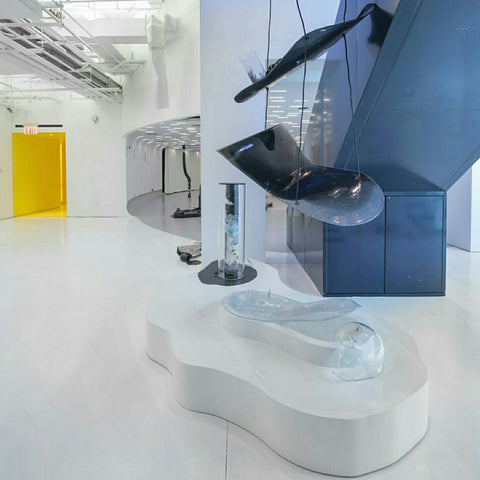 Art Gallery Epoxy Floor
