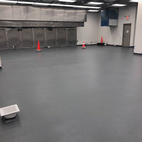 Commercial Kitchen - Urethane Coating