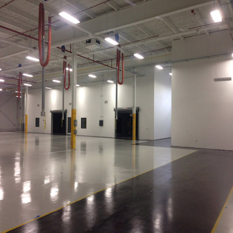 Army Base - Black and Gray 3 layer epoxy coating system