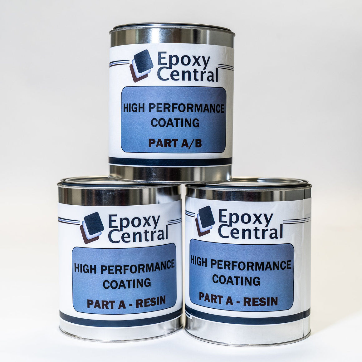 Base Coat - 100% Solids High Build Epoxy Coating