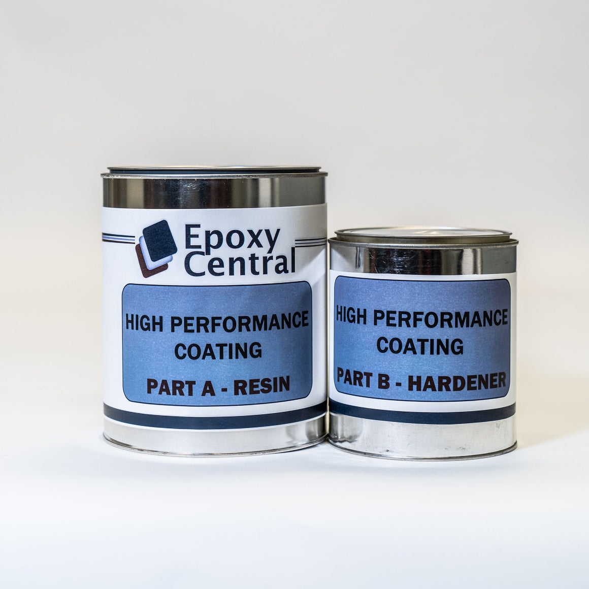 Base Coat - 93% Solids Medium Build Epoxy Coating