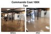 Commando Coat 100X - 2 Layer Epoxy Coating Kit