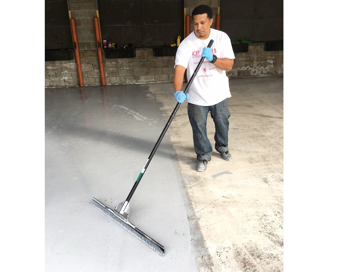 Super Fast Drying Epoxy Application Broom