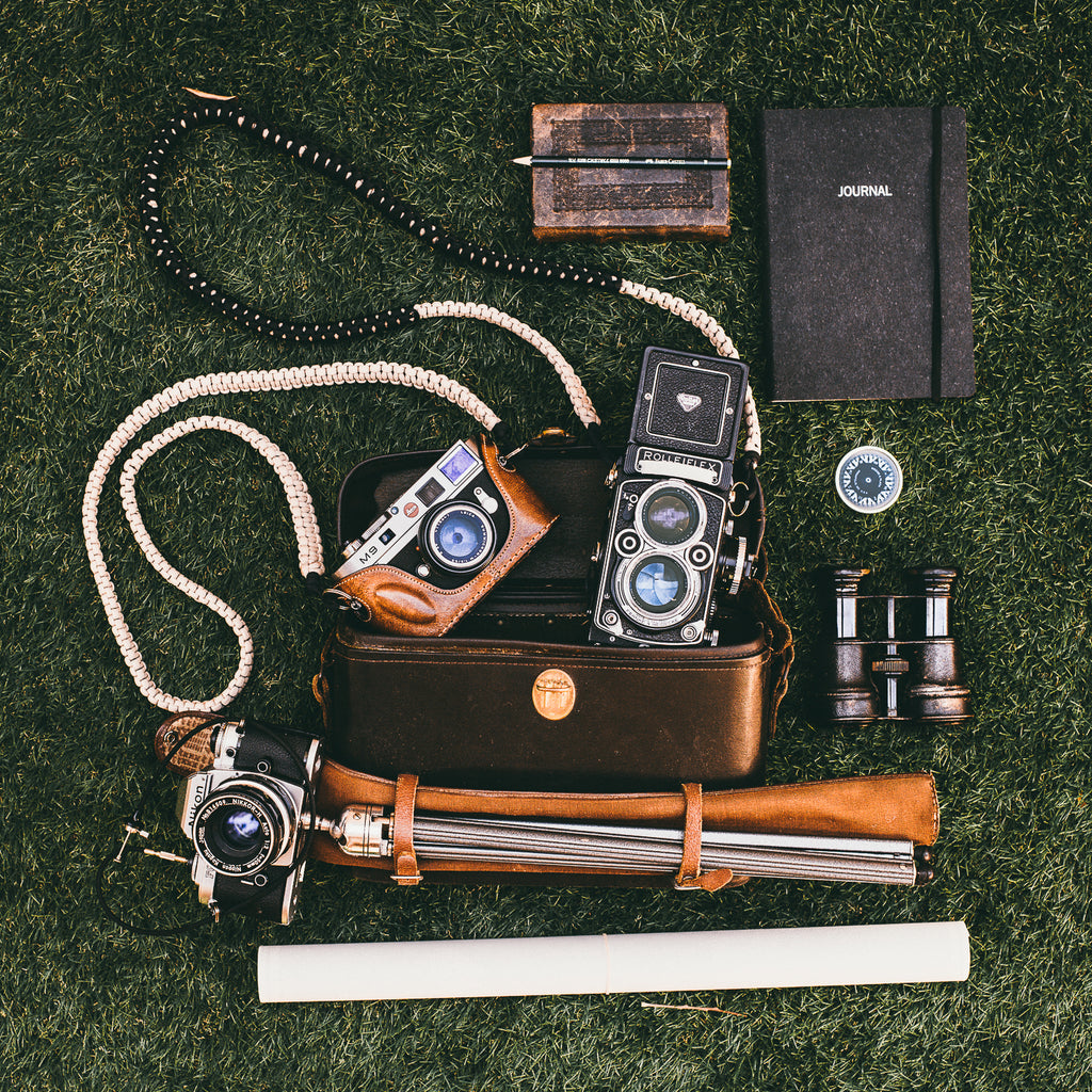 The Dubai Camera Strap - Zander Creatives