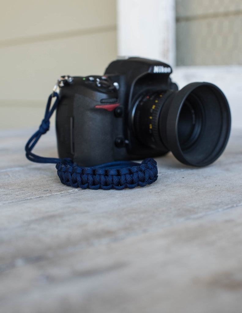 The Barcelona Camera Leash - Zander Creatives