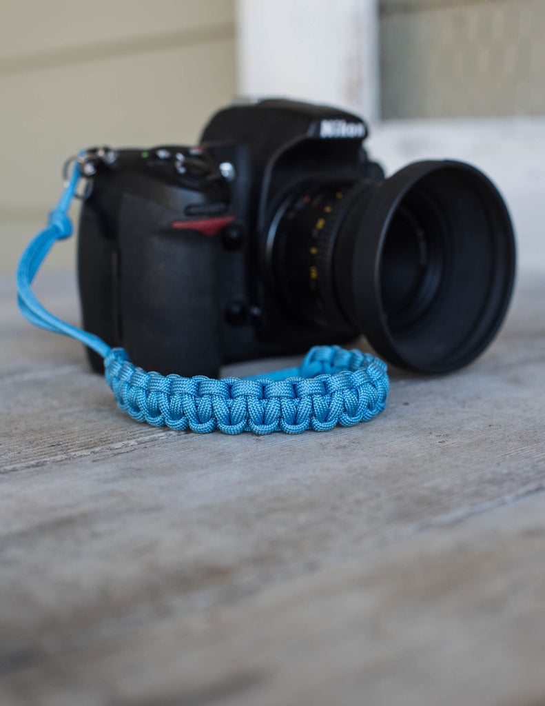 The Malibu Camera Leash - Zander Creatives