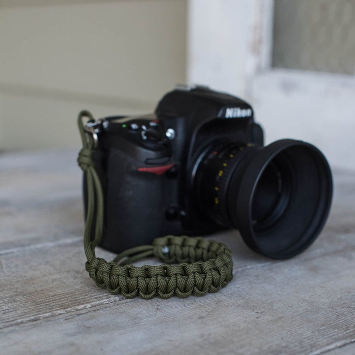 The Montreal Camera Leash - Zander Creatives