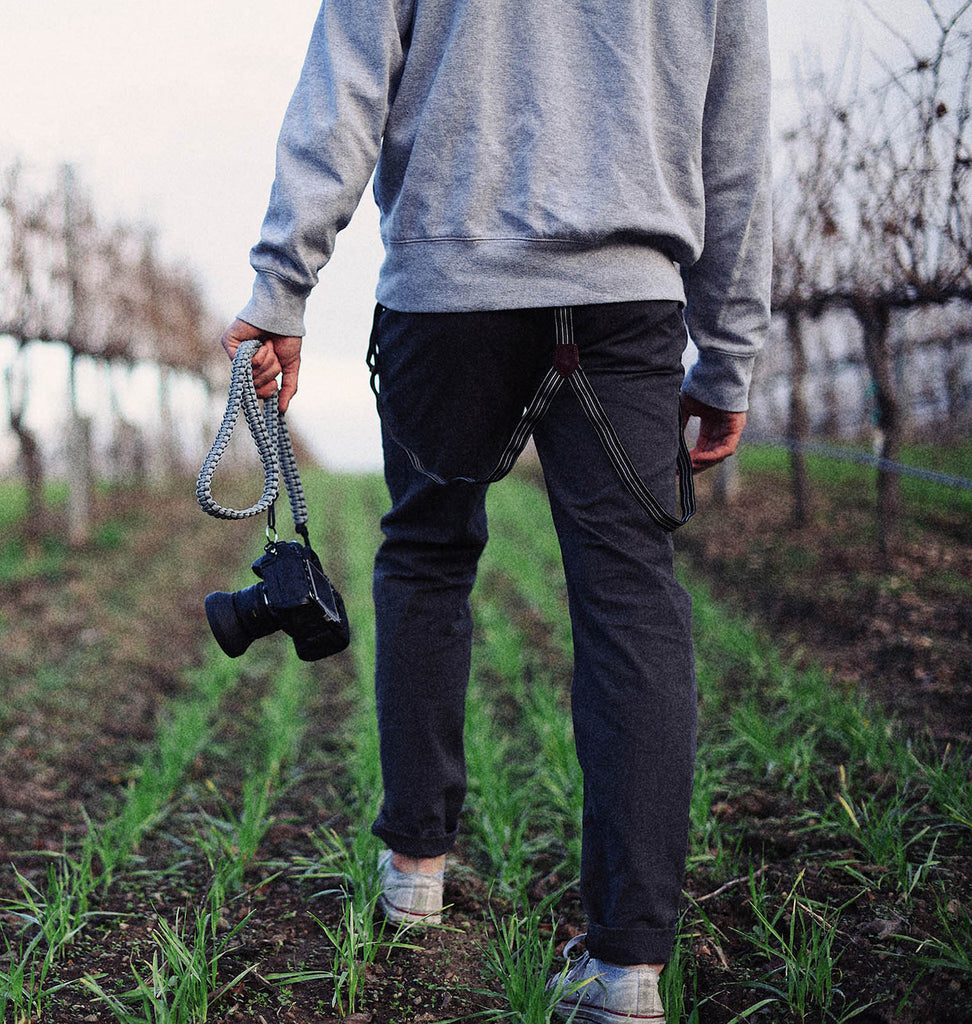 The Venice Camera Strap - Zander Creatives