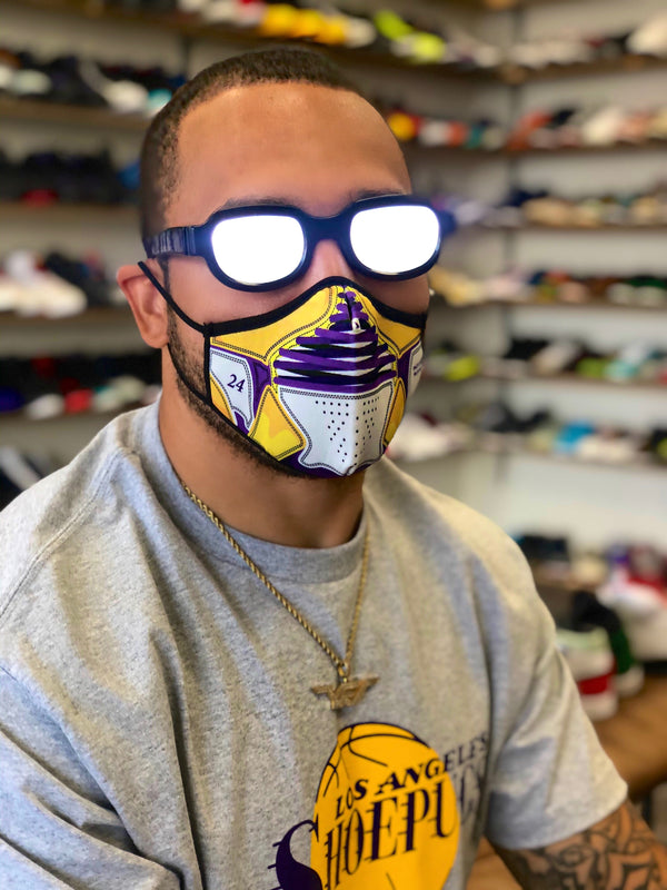 8/24  Mamba Day Face Mask