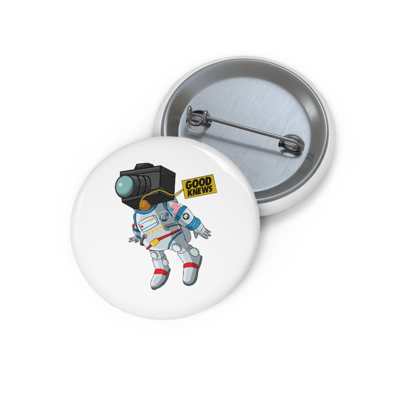 Space C.A.M Pin
