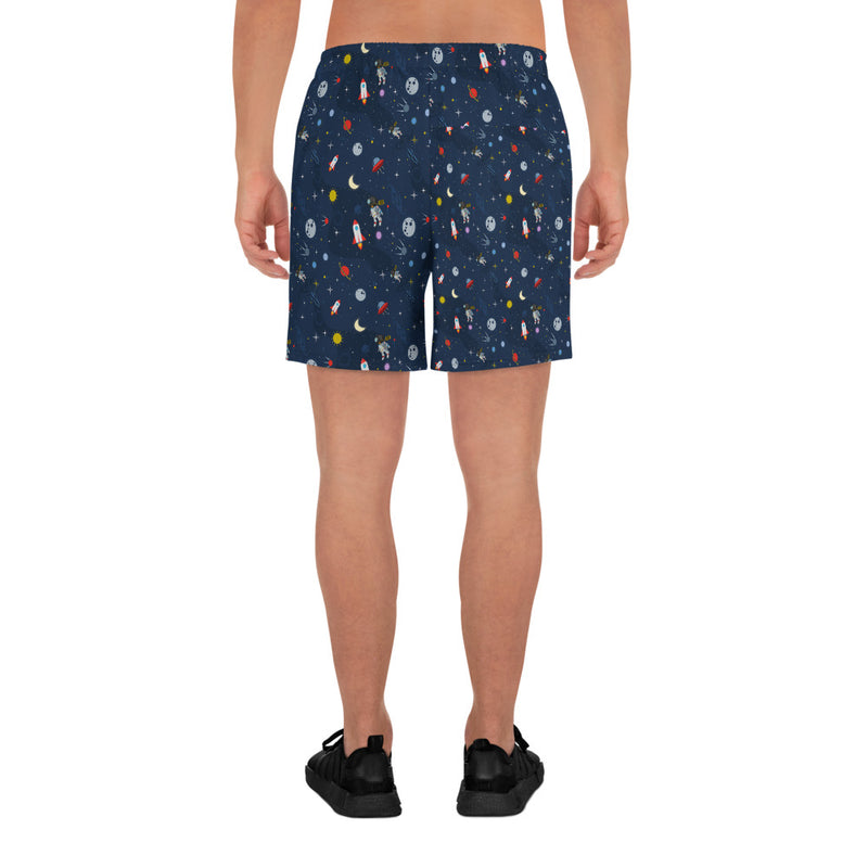 Space Cadet Shorts