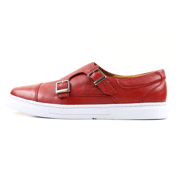 Pasion Double Monk Strap Sneakers