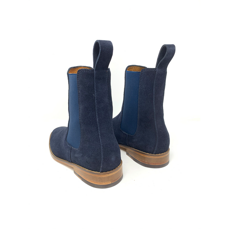 Naval Chelsea Boots
