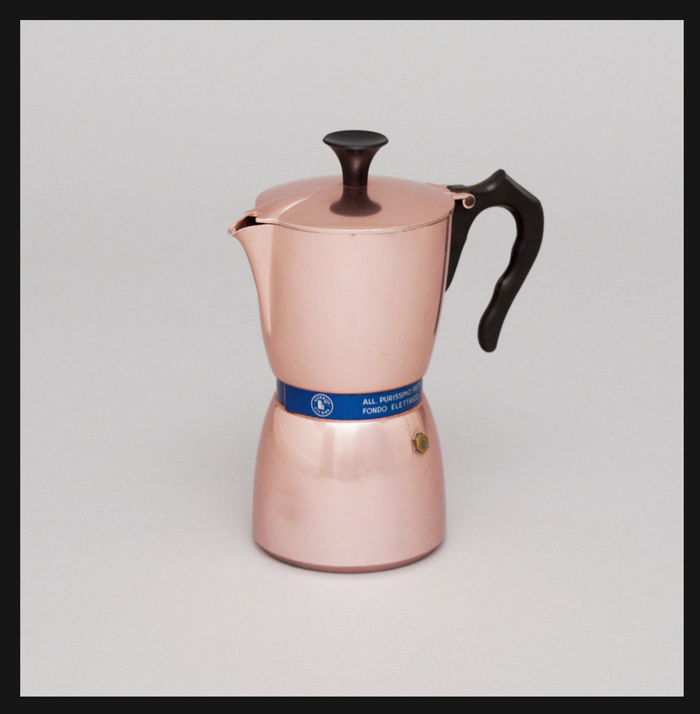 6-Cup Stove-Top Coffee Maker