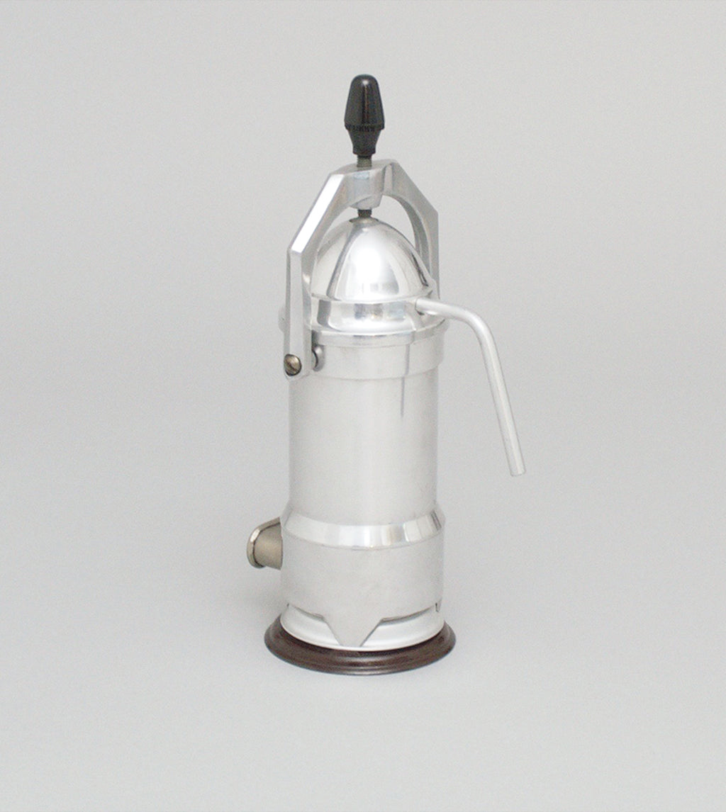 Art Deco Electric Coffee Machine