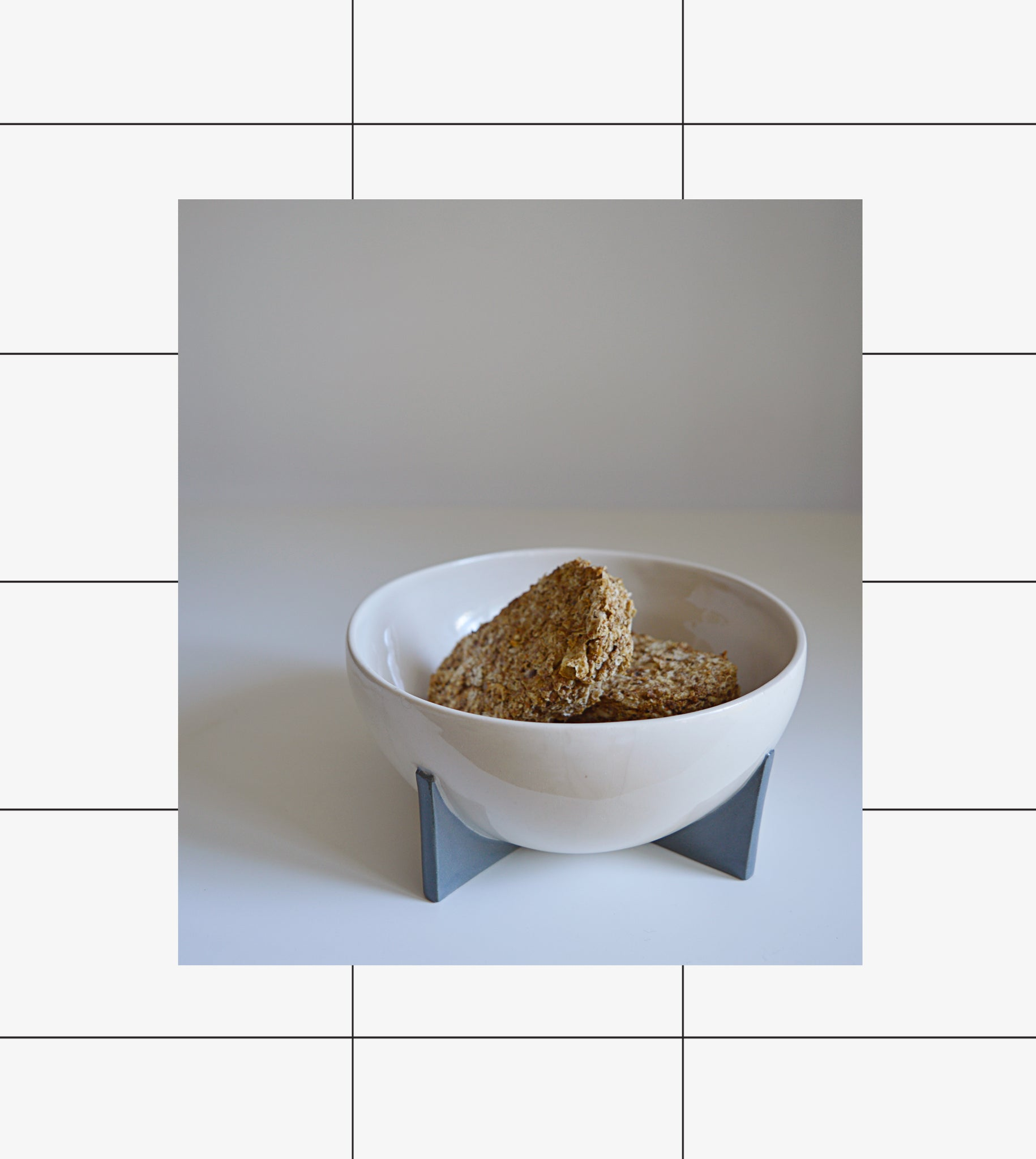 Gridware Breakfast Bowl - Blue