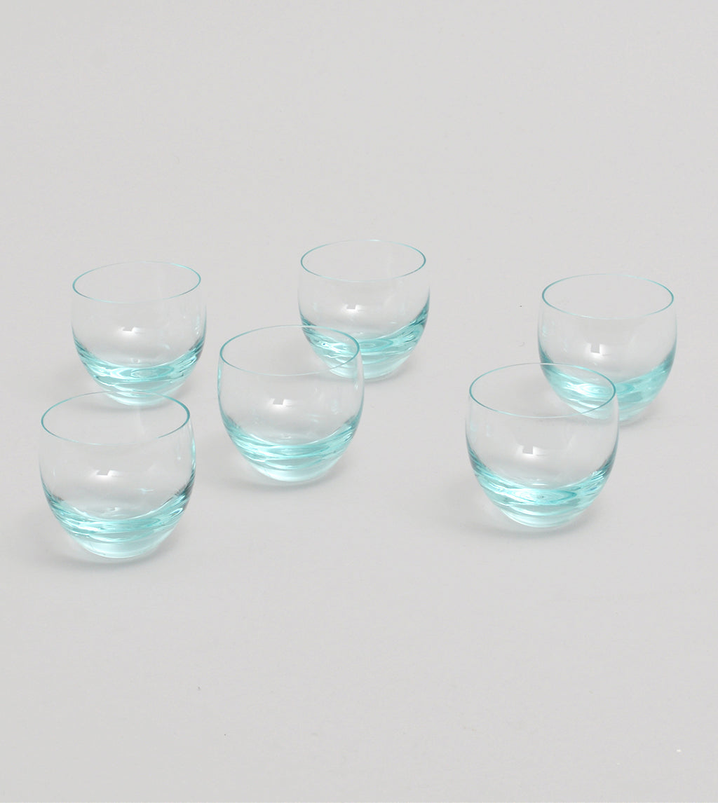 Culbuto Tumblers by Moser