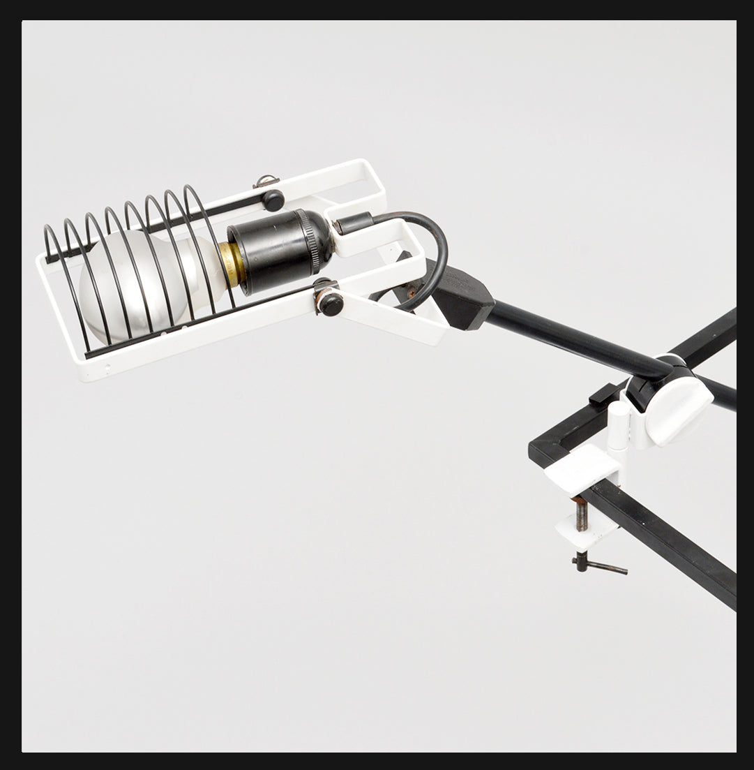 Sintesi a Morsetto Task Lamp