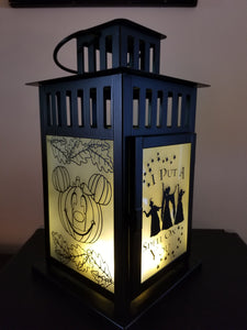 Mickey's Not-So-Scary Halloween Party Inspired Lantern