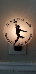 Newsies Musical Inspired Night Light