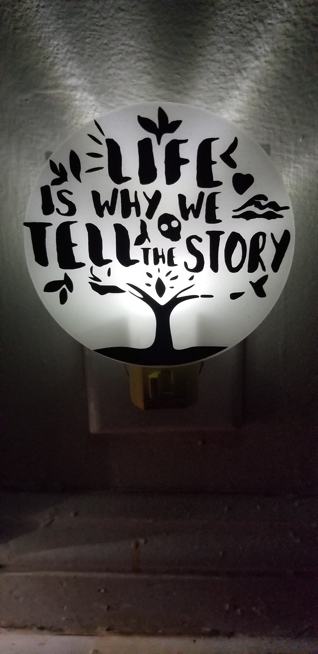Once On This Island Musical Inspired We Tell The Story Night Light
