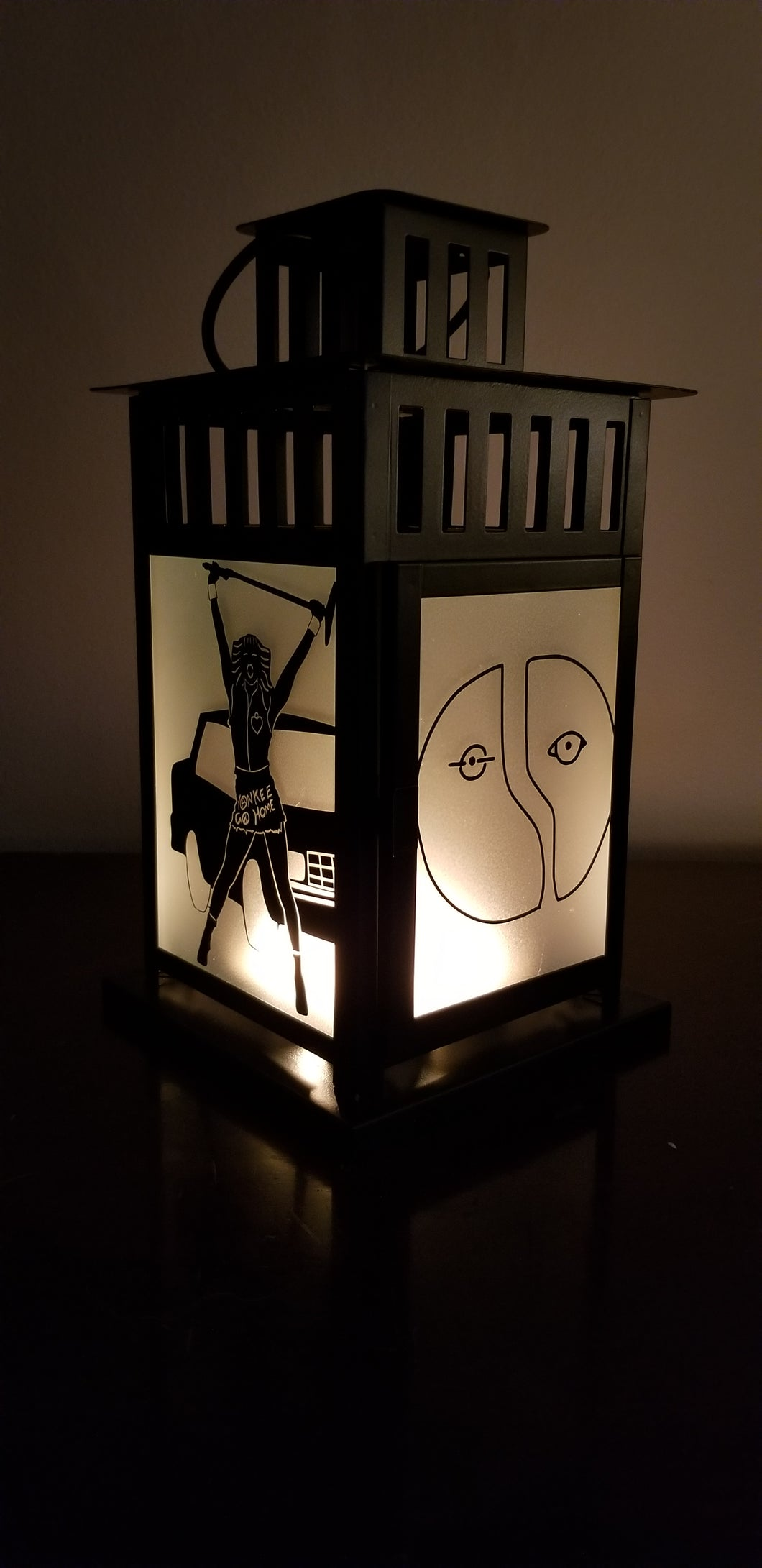 Hedwig and the Angry Inch Musical Inspired Lantern