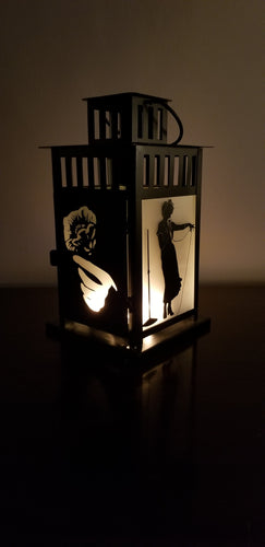 Hadestown Musical Inspired Lantern