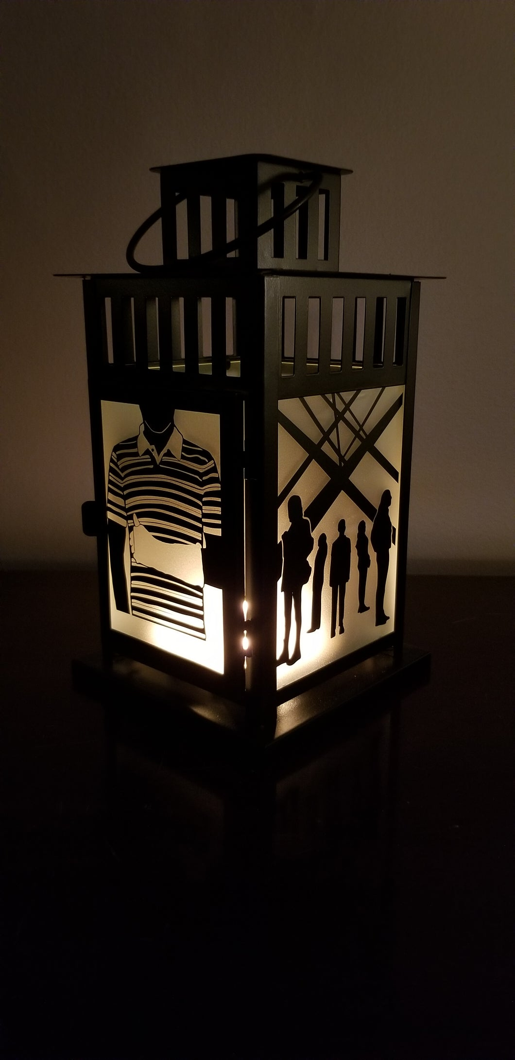 Dear Evan Hansen Inspired Lantern