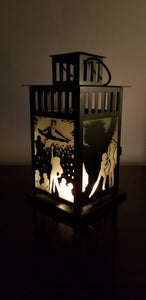 CATS Musical Inspired Lantern