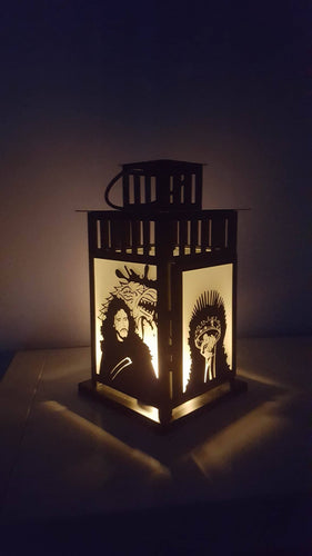 Game of Thrones HBO Series Inspired Lantern