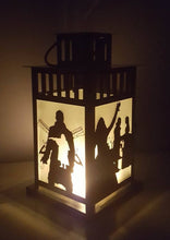 Hamilton Broadway Musical Inspired Lantern