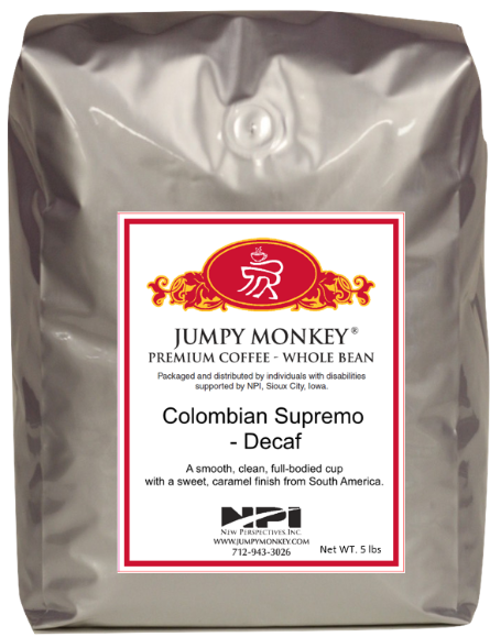 Colombian Decaf - Mountain Water Process