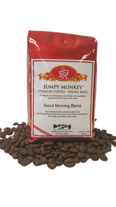 Boone Central Band - Jumpy Monkey® Coffee